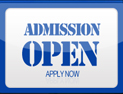 Admission 2016-2017 is open!
